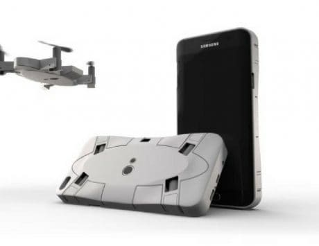 CES 2018: Selfly drone smartphone case launched