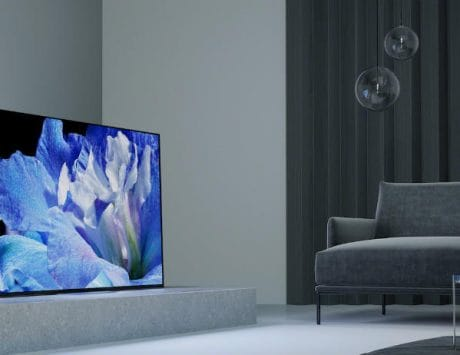 CES 2018: Sony AF8 and XF90 4K OLED TVs launched