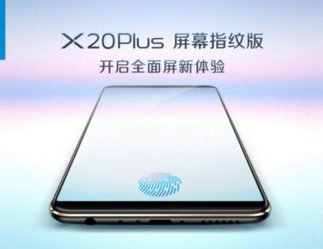 Vivo X20 Plus UD launched in China