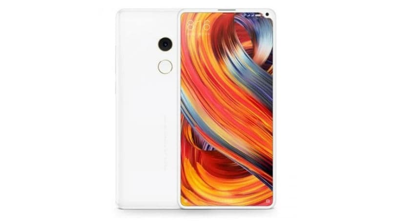Xiaomi Mi MIX 2s sporting a notch leaked in a video