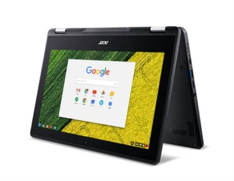 Acer Chromebook Spin 11 with 360-degree hinge, USB Type-C port announced for $349: Specifications, features
