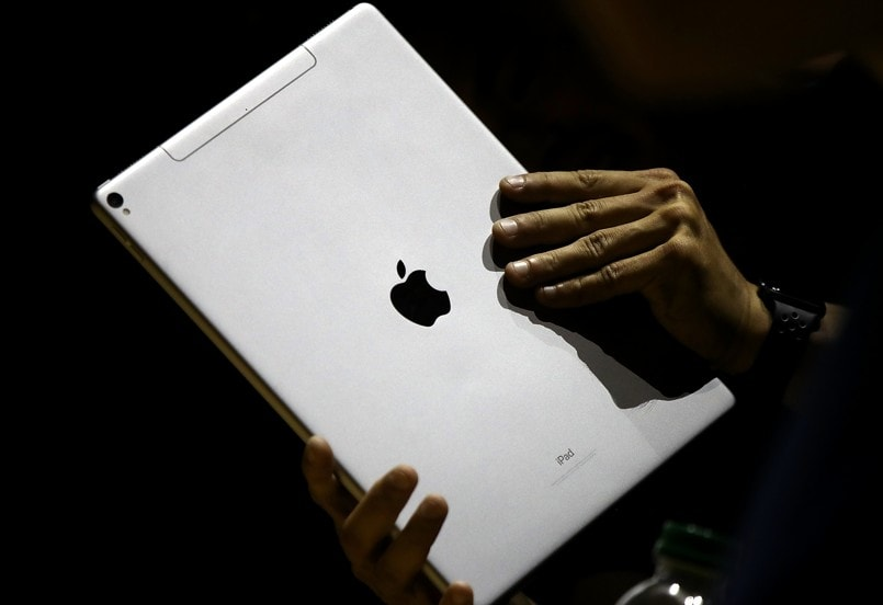 Apple leads global tablet market, Samsung second: IDC