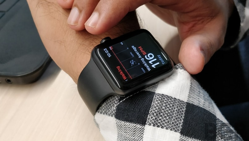 Apple Watch data helps police crack murder case
