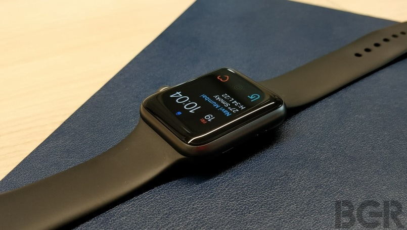 Apple Watch saves elderly man's life