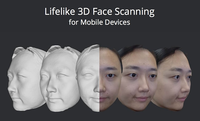 CES 2018: Here's a gadget that takes 3D scan of your face in seconds