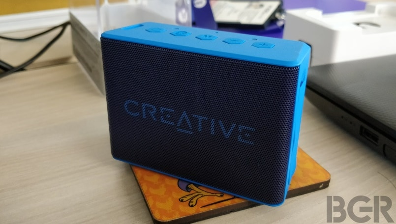 Creative Muvo 2C Review: Small wonder