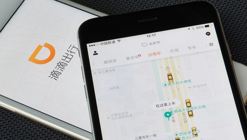 Didi Chuxing buys Brazilian mobile phone application 99