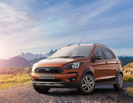 Ford Freestyle compact utility vehicle unveiled