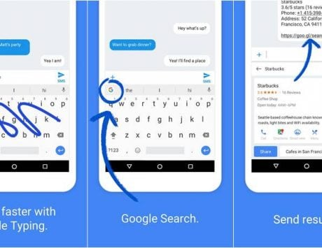 Gboard Go, a lightweight keyboard app now rolling out