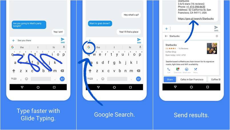 Google Gboard for Android gets better, with new effects for gifs and more supported languages