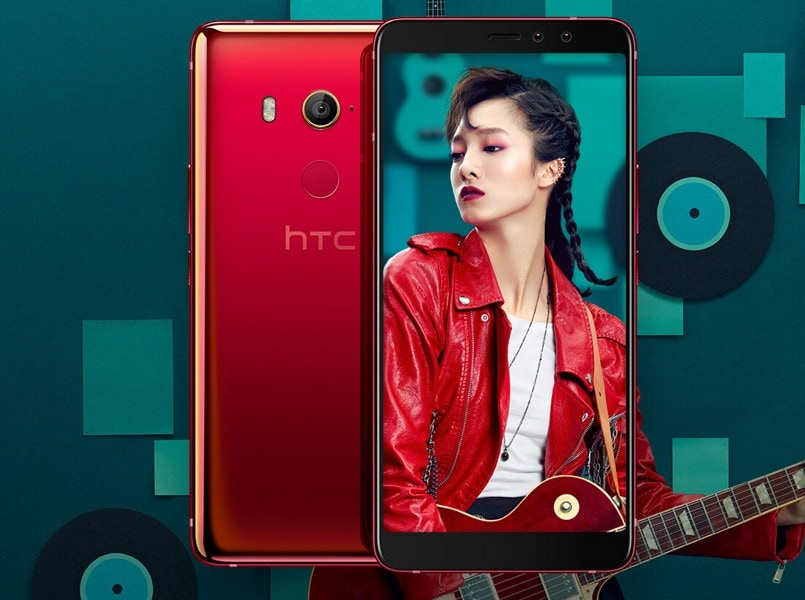 HTC U11 EYEs with Snapdragon 652 SoC, dual-selfie cameras launched: Price, specifications, features