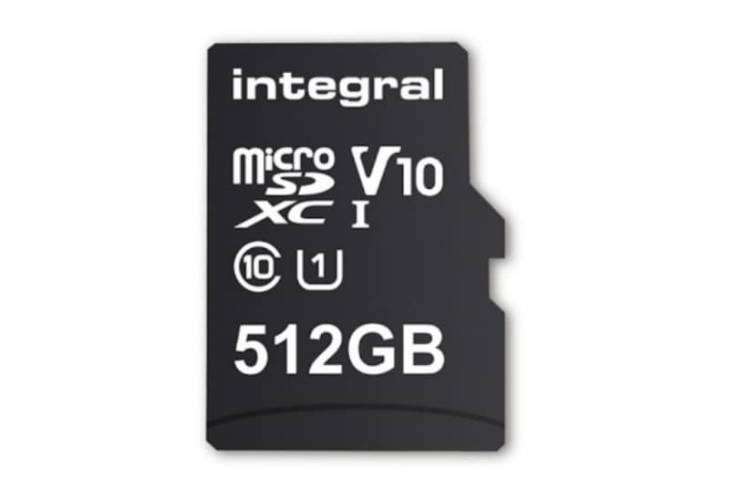 Integral Memory claims biggest microSD record with new 512GB card