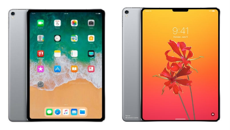 Apple iPad Pro (2018) to reportedly ditch 3.5mm audio jack, get Face ID and iPhone X-like Animoji