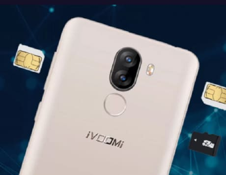 iVoomi i1, i1s launched in India, prices start from Rs 5,999: Specifications, features