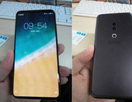 Meizu 15 Plus with dual cameras leaked in live images ahead of launch