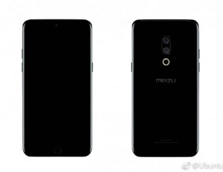 Meizu 15 with dual cameras and curved display leaked online