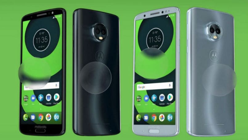 Motorola Moto X5, Moto G6, Moto G6 Plus, Moto G6 Play price and specifications leak