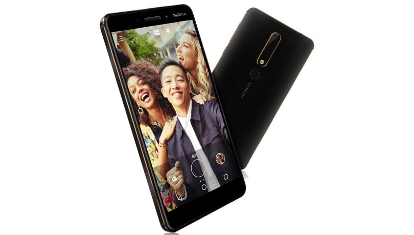 Nokia 6 (2018) Launched With 5.5-inch Screen, Fantastic Features, Decent price