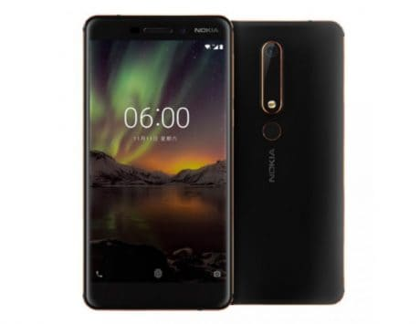 Nokia 6 (2018) details leaked by online retailer