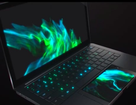 CES 2018: Project Linda is a laptop dock for Razer Phone
