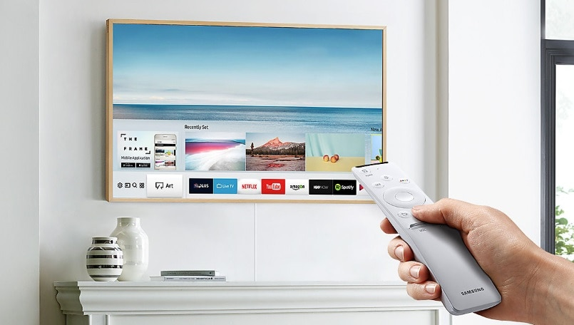Samsung The Frame TV Review: Your TV can also be artwork