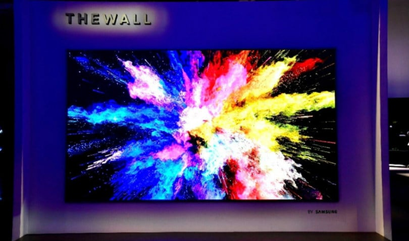 samsung the wall official photo