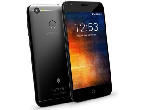 Smartron t.phone P with 5,000mAh battery launched in India at Rs 7,999: Specification, features