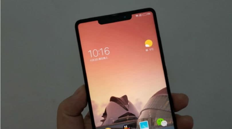 Xiaomi Mi MIX 2s may be the first Qualcomm Snapdragon 845-powered smartphone