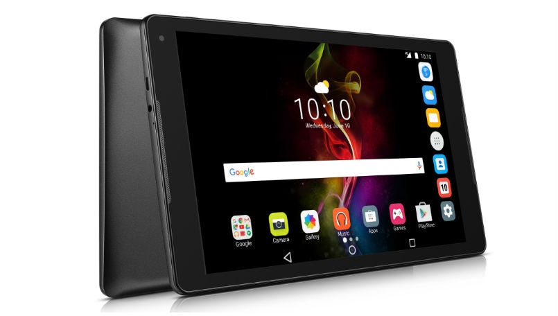 Alcatel POP4 10 tablet feat