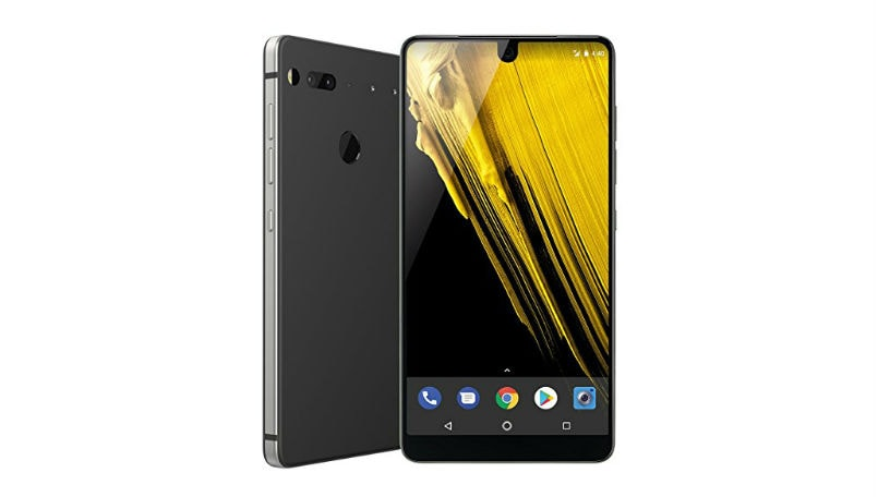 Essential Phone Halo Grey feat