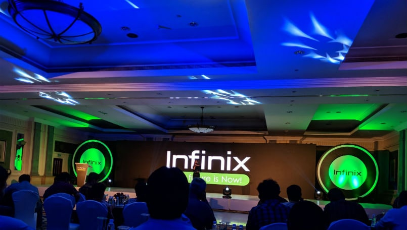 Infinix is targeting 10 percent market share in India's online smartphone market: CEO Anish Kapoor