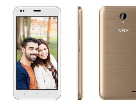 Intex launches Aqua Lions T1 Lite affordable smartphone at Rs 4,449
