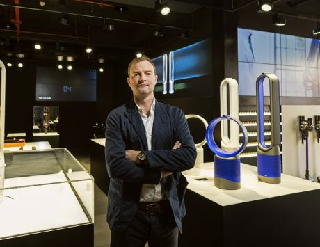 Dyson officially enters Indian market