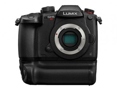 Panasonic LUMIX GH5S launched in India, priced at Rs 184,990