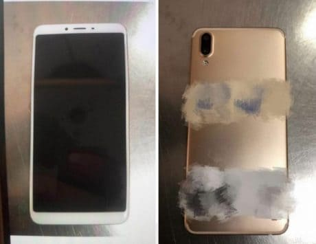 Meizu E3 leaked photos show off 18:9 display, dual rear cameras, side-mounted fingerprint scanner
