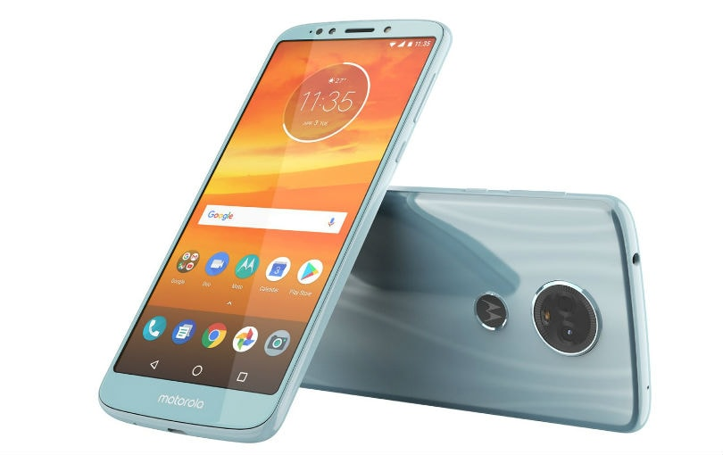 Moto E5 Plus official render evan blass 1