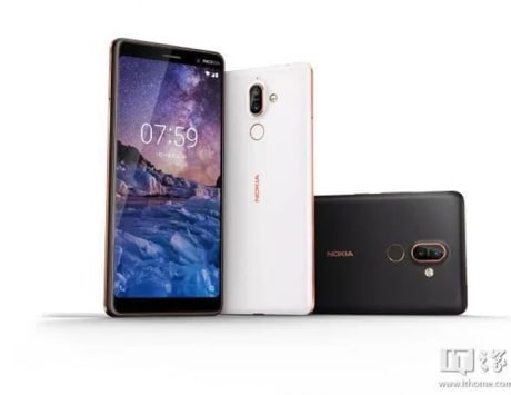 MWC 2018: Nokia 7+ press images leaked again