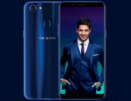Oppo F5 Sidharth Limited Edition goes on sale on Amazon today