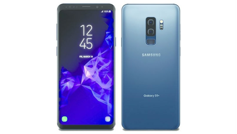 Samsung Galaxy S9+ leaks in Coral Blue color ahead of its official launch