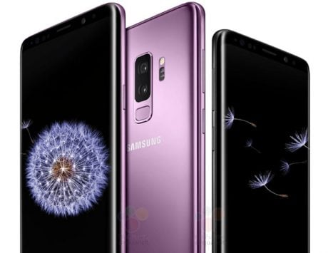 Samsung Galaxy S9, Galaxy S9+ official images leaked