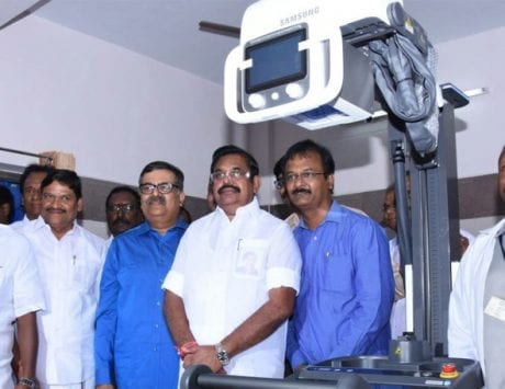 15 'Samsung Smart Healthcare' centres launched in Tamil Nadu