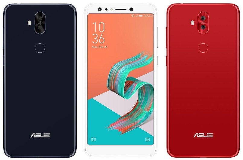 MWC 2018: Asus Zenfone 5 leaked render reveals iPhone X-like notch, Zenfone 5 Lite design leaked too