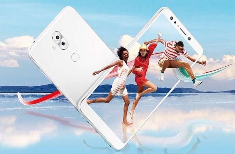 ASUS Zenfone 5 and Zenfone 5 lite leak spill all the beans