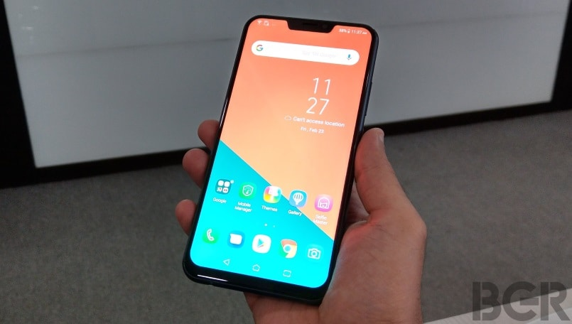 Asus Zenfone 5 (2018) gets a score of 90 on DxOMark