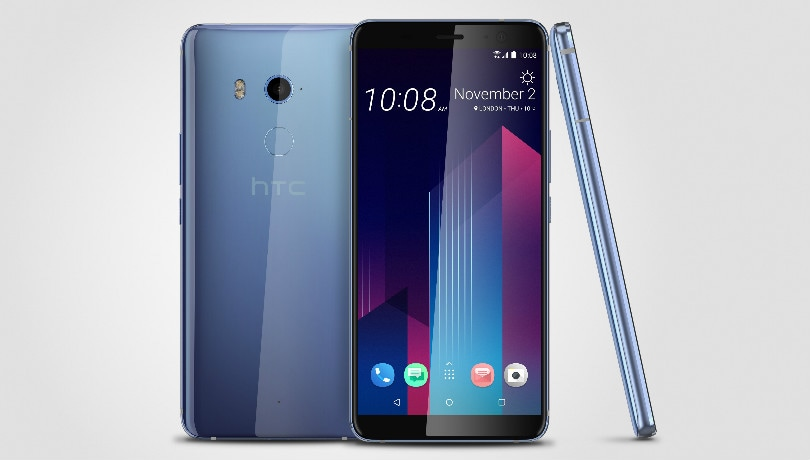 HTC U11+ with 6-inch 18:9 display goes on sale in India today: Price, specifications and features