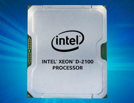 Intel announces Xeon D-2100 SoC for network and edge computing