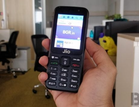 JioPhone will be the first KaiOS device to get WhatsApp