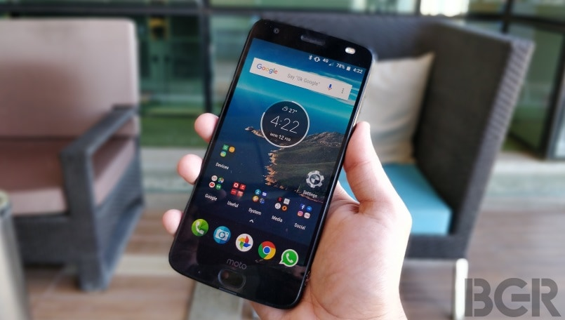 Motorola Moto Z2 Force Review: It's shatterproof; go ahead, drop away