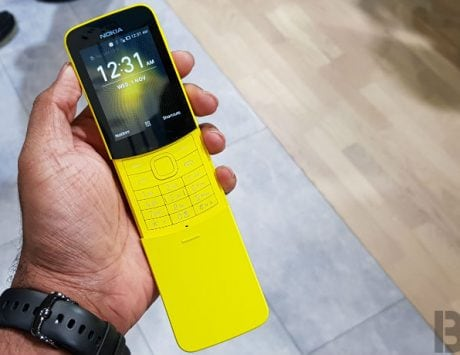 Nokia 8110 4G hands-on and first impressions