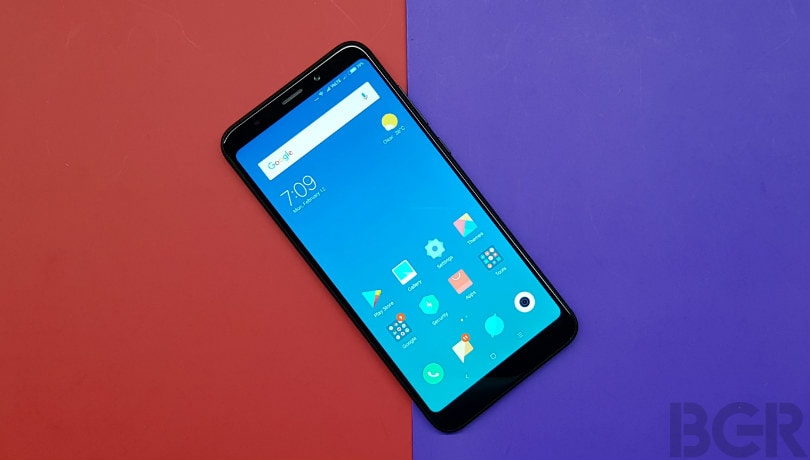 Xiaomi Redmi Note 5 gets MIUI 11 update in India with October security patch